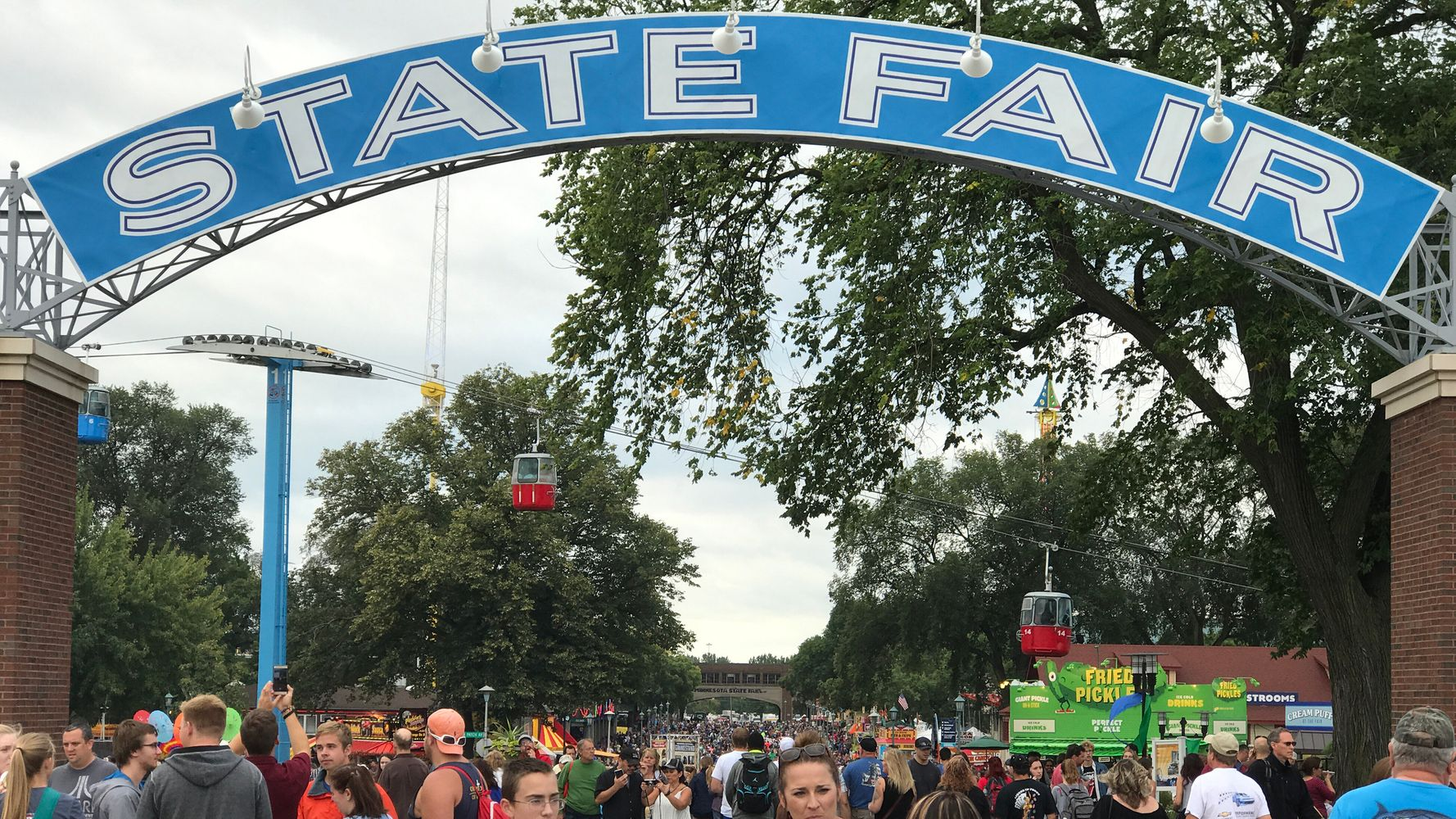 Minnesota State Fair Chaos: 3 People Shot, 1 Woman Run Over Outside Main Gate