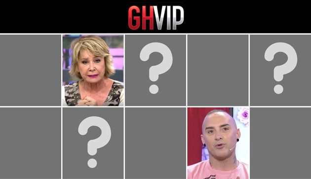 Todos los concursantes de concursantes de 'GH VIP 7'