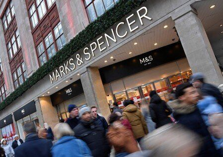 Marks & Spencer To Be Demoted From FTSE 100