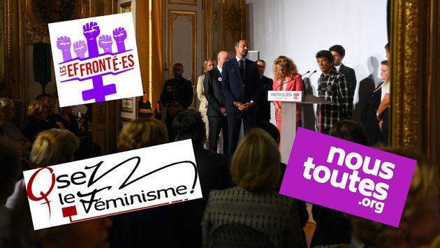 Mardi 3 novembre, les associations féministes n'ont pas été convaincues par les annonces d'Édouard Philippe...