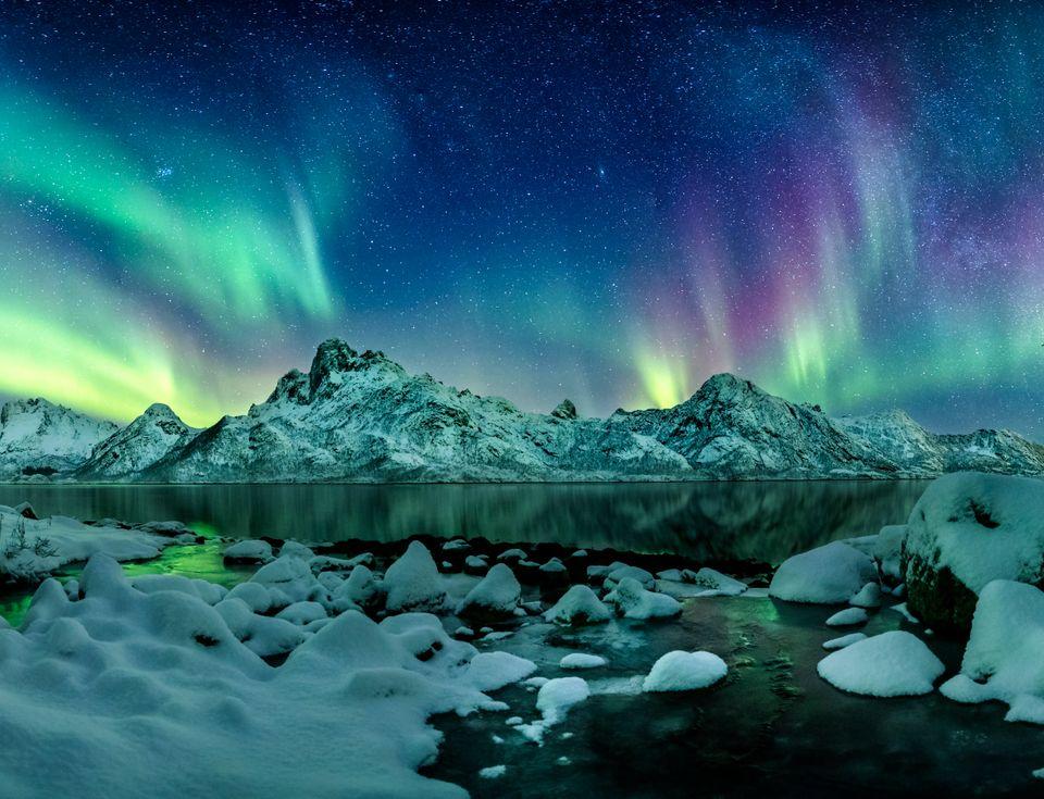 26 φωτογραφίες από τα πιο πολύχρωμα μέρη της