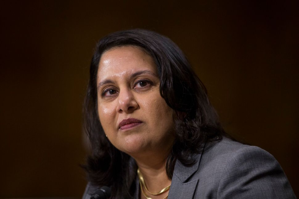 On the one hand, Neomi Rao blamed women for being victims of date rape. On the other hand, Senate Republicans confirmed her t