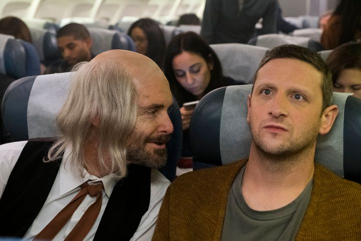 "Will Forte and Tim Robinson in ""I Think You Should Leave"""