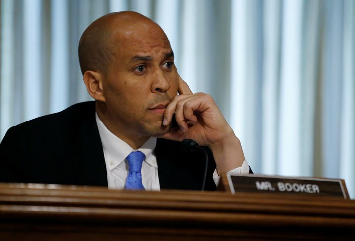 Sen. Cory Booker (D-N.J.) calls for establishing a $50 billion-per-year U.S. Environmental Justice Fund.