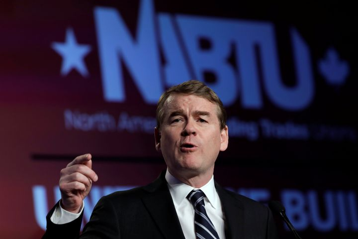 Sen. Michael Bennet (D-Colo.) offers policy rebrands that could make federal programs more palatable to conservatives.
