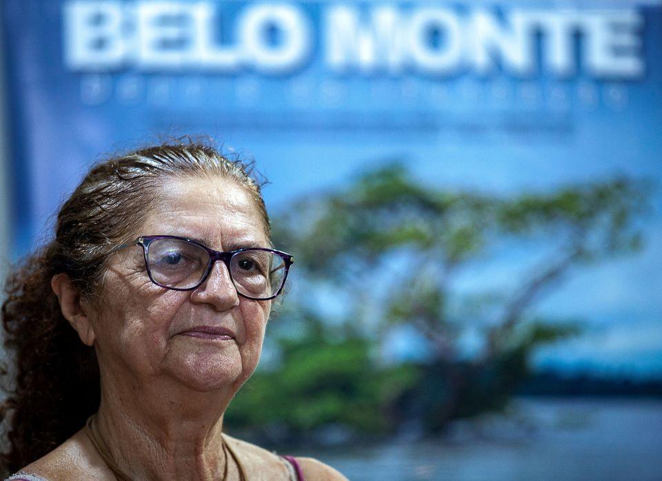 A ativista Antonia Melo é mentora do Movimento Xingu Vivo Para Sempre, que apoia as lutas de ribeirinhos...