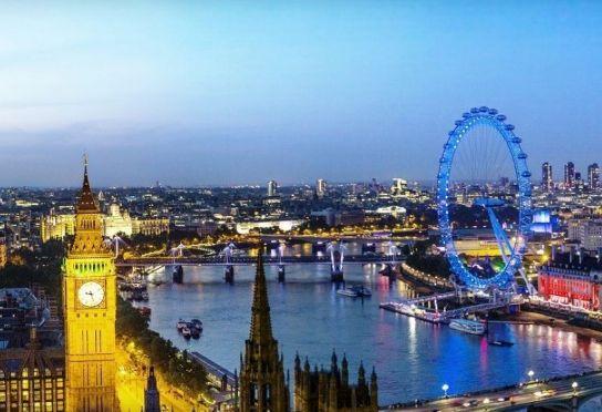 ロンドンはトップ10で唯一順位をあげる格好となった