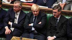 영국 보수당 의원들이 총리의 브렉시트 계획에 '반란'을