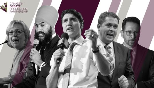 What's Your Question For The Federal Leaders
