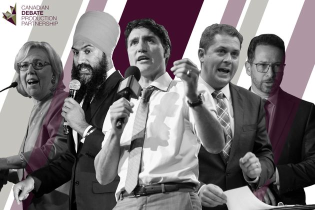 Submit Your Question For The Leaders' Debate In Canada Election