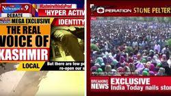 The 'Good Kashmiri, Bad Kashmiri' Narrative Peddled By TV Channels Is