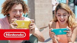 Nintendo Switch Lite India Price and Release Date