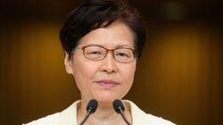 La governatrice di Hong Kong ritira la legge su estradizione in