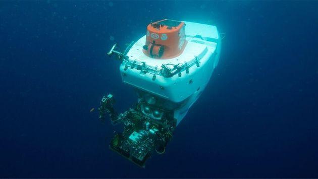 3인승 잠수정 앨빈은 1964년부터 지금까지 5천 번 이상 잠수를