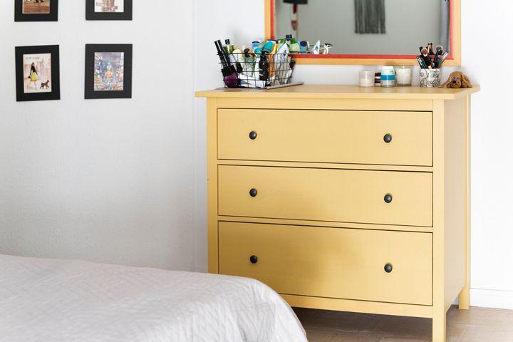 Το ζωηρό κίτρινο χρώμα της είναι το πρώτο πράγμα που βλέπω κάθε πρωί και που, τελικά, με ξυπνάει με τον καλύτερο τρόπο.