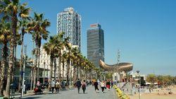Una joven de 26 años, muerta a puñaladas en Barcelona durante un
