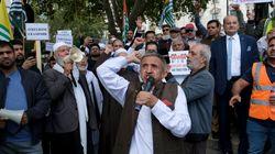 Kashmir Protests In UK Turn Violent, Two