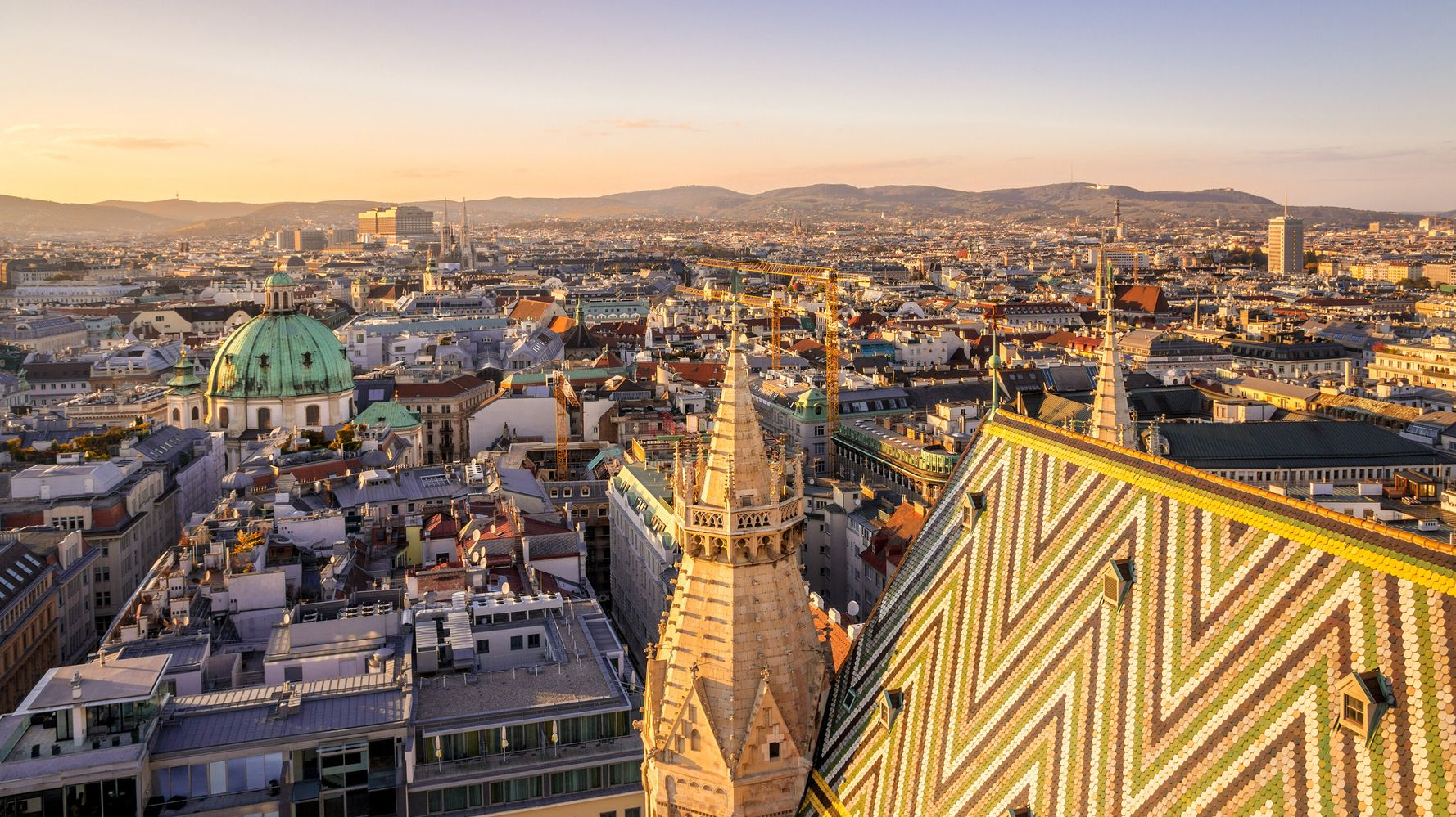 Austria's Capital Crowned Best City To Live In The World