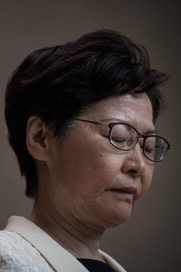 캐리 함 홍콩