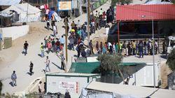 Επεισόδια στο κέντρο υποδοχής προσφύγων στη