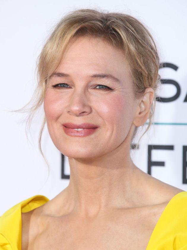 Renée Zellweger se sincera sobre su depresión tras su parón en