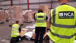 Βρετανία: Βρήκαν ηρωίνη αξίας 130 εκατ. ευρώ μέσα σε πετσέτες και