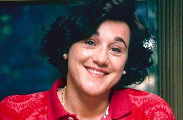 The Spanish skier Blanca Fernandez Ochoa, 1990, Madrid, Spain. (Photo by Gianni Ferrari/Cover/Getty