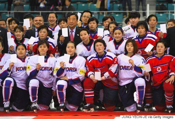 국제아이스하키연맹이 남북 단일팀에 대해 입장을