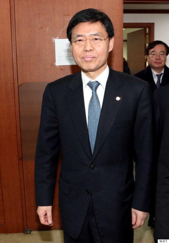 최교일 연루된 '검사 성추행 폭로'에 대한 자유한국당의 최초 논평이 나왔다