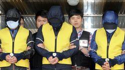 섬마을 교사 성폭행범 3명: 10~15년형