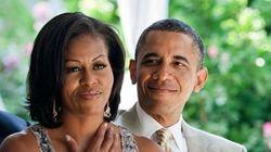 오바마가 미셸에게 보낸 생일카드는