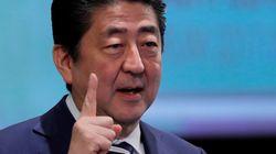 아베 신조 총리가 위안부 합의에 대한 입장을