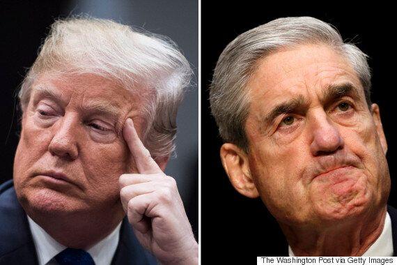 트럼프는 '러시아 스캔들' 뮬러 특검 해임을 지시했다. '사법방해' 혐의가