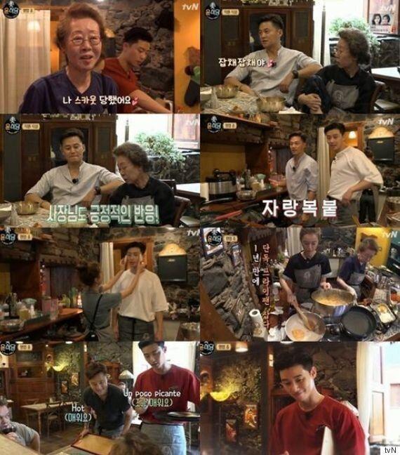 '윤식당2' 일냈다..역대 tvN 예능 최고시청률 경신