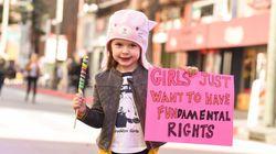 올해도 미국 전역에서 '여성 행진'이