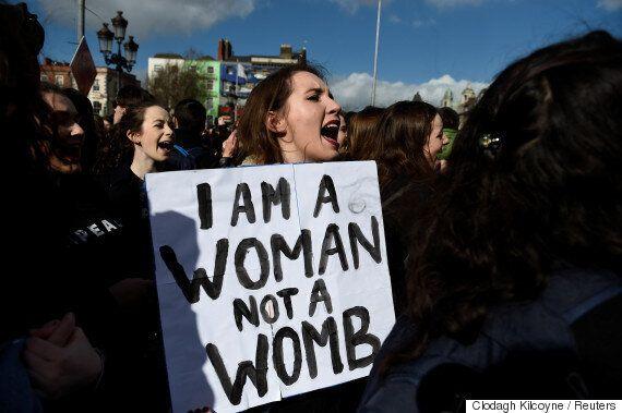 마침내 아일랜드가 '낙태죄 폐지'를 위한 국민투표를