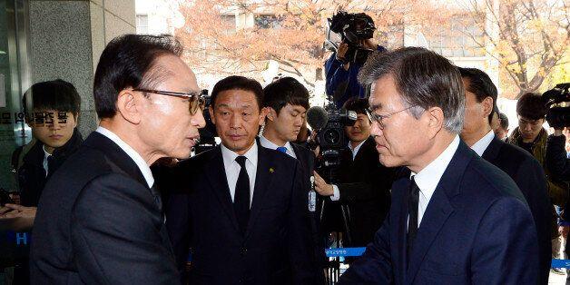 청와대가 이명박 전 대통령을 평창올림픽에 초청한