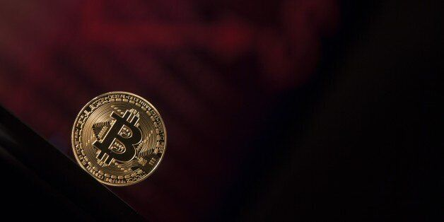 ANKARA, TURKEY - JANUARY 05: A picture shows Cryptocurrency, Bitcoins in Ankara, Turkey on January 05,...