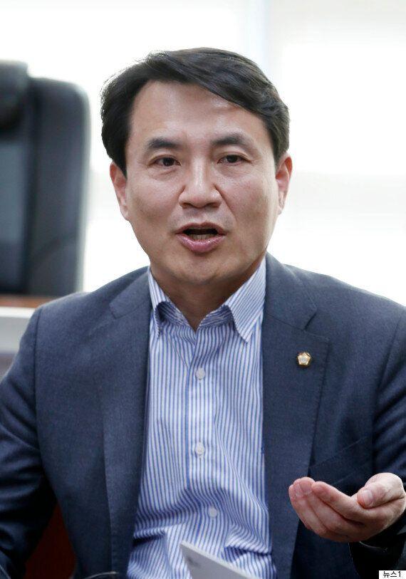김진태 의원이 '선거법 무죄 확정' 판결 직후 한