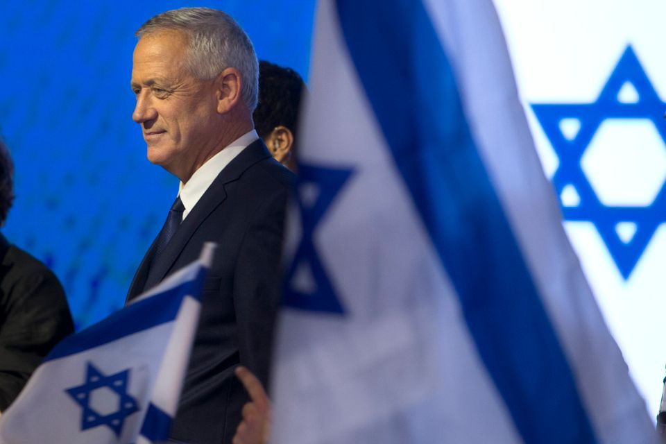 Το κόμμα «Ανθεκτικό Ισραήλ»...
