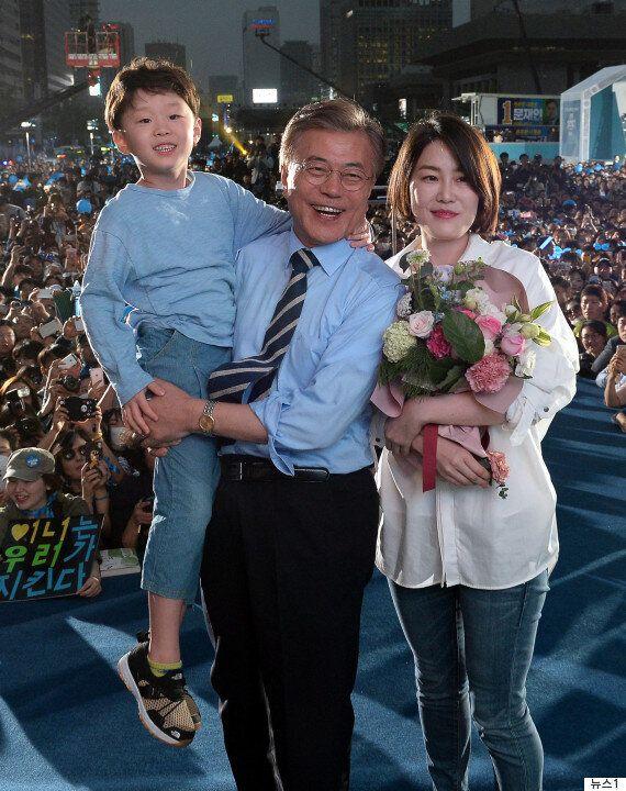 문재인 대통령 딸 다혜씨가 선택한