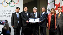 북한의 평창올림픽 참가와 남북 단일팀이