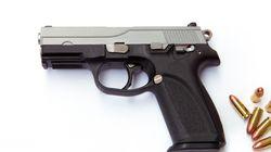 미국 켄터키 고교에서 학생이 총을