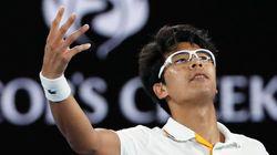 정현이 한국 테니스 역사를 새로
