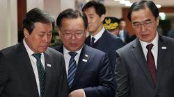 북한이 금강산 문화공연을 일방적으로