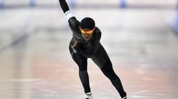 4개월 경력 흑인 여성 선수가 평창올림픽 스피드 스케이팅 대표로