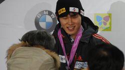 윤성빈이 월드컵 최종 랭킹 1위를