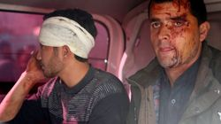 아프간 구급차 테러로 95명이