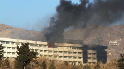 아프가니스탄 호텔 인질극으로 18명이