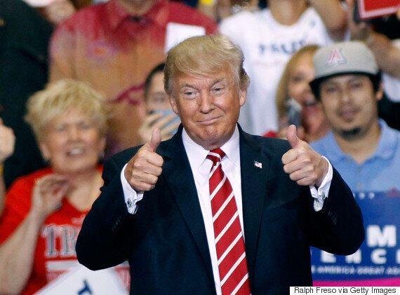 트럼프 주치의가 '트럼프 정신건강 의혹'을 일축하며 공개한 진단